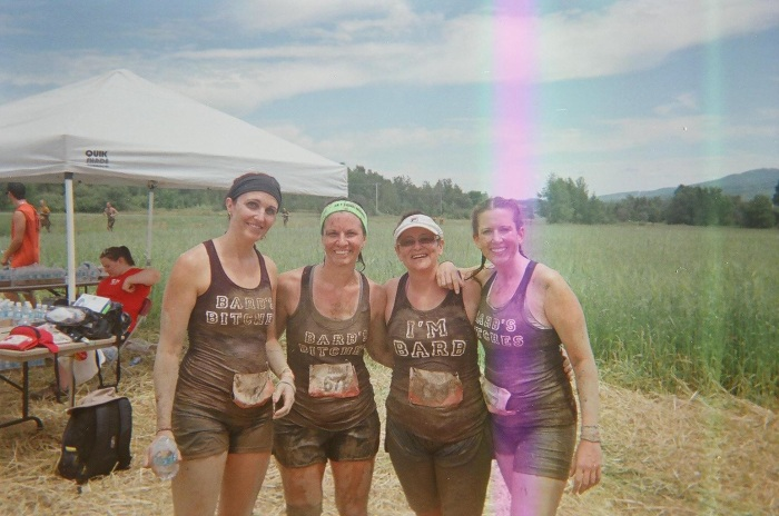Montreal- Tough Mudder with some amazing ladies